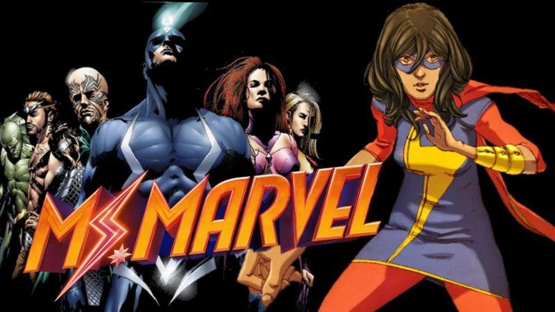 Ms Marvel Perkenalkan Inhumans