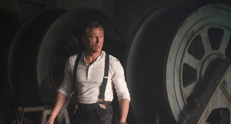 No Time To Die Jadi Film James Bond Terpanjang