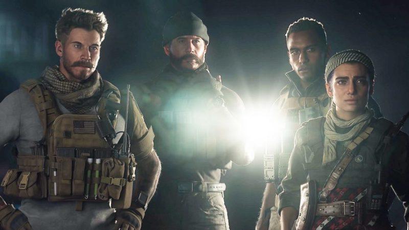 Season 2 Call Of Duty Modern Warfare