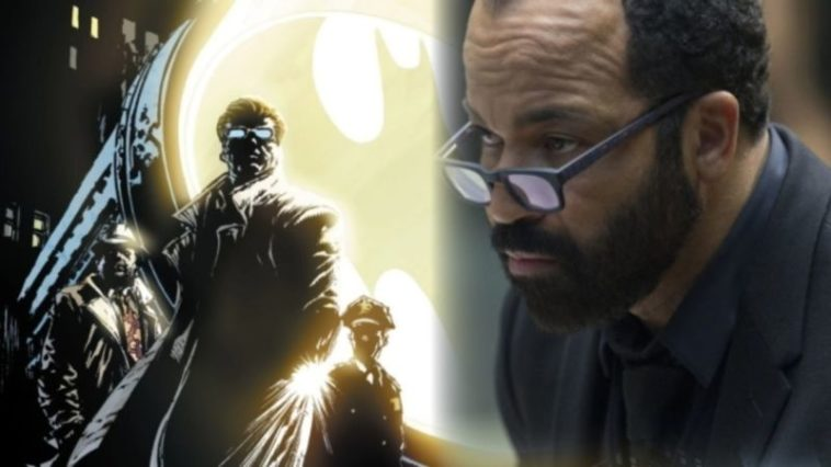 The Batman Signal Jeffrey Wright