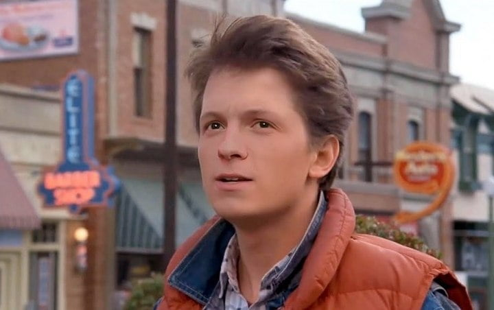 Tom Holland Mcfly Back To The Future