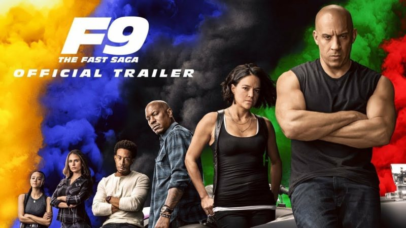 Trailer Fast Fourious 9