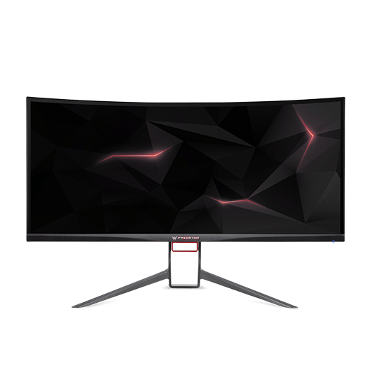 Monitor curved gaming Acer Predator X34