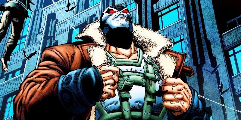 Bane Arkham Comic Artwork~1