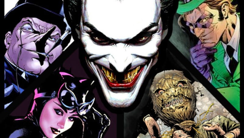 Trivia Penjahat Villain Batman