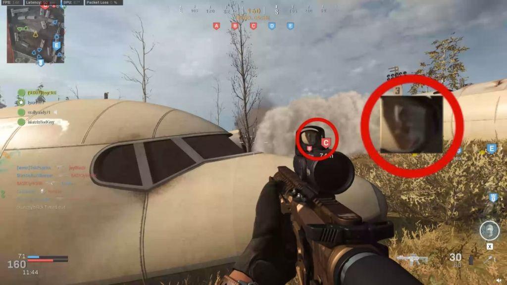 Bug Call Of Duty Modern Warfare
