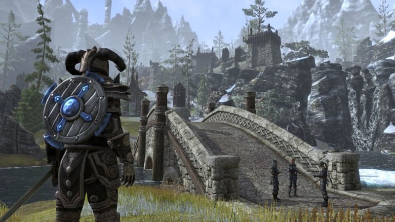 Elder Scrolls Online 1
