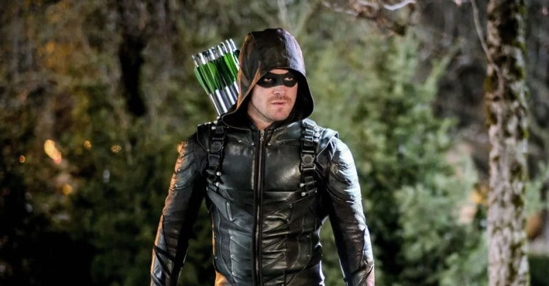 Green Arrow Stephen Amell1