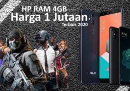 HP RAM 4GB Harga 1 Jutaan Terbaik 2020