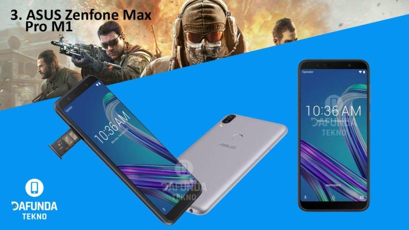 Hp Gaming Murah 2020 Harga 1 Jutaan ASUS Zenfone Max Pro M1