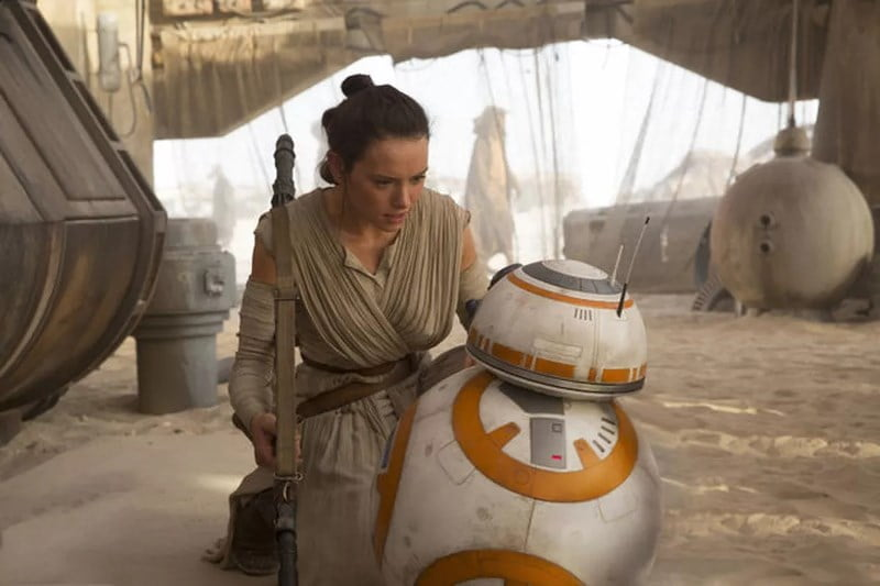 Rey And BB 8.0.01