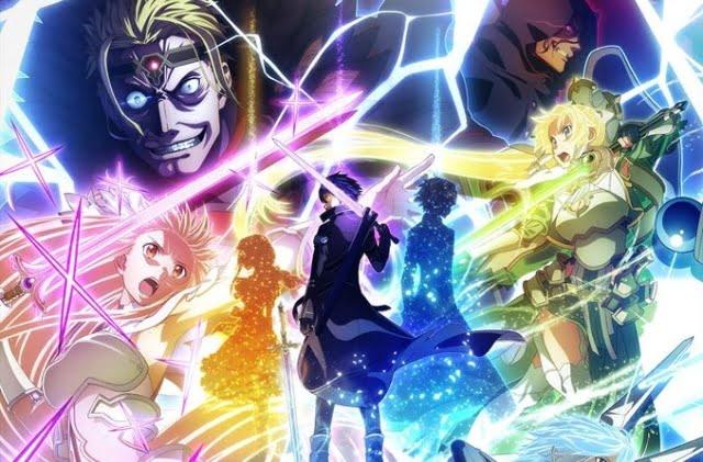 Sword Art Online: Alicization - War of Underworld Season 2 - Anime Action 2020