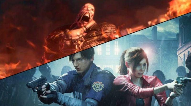 Resident Evil 2 & Resident Evil 3 Timeline