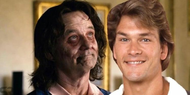 Zombieland Bill Murray Patrick Swayze