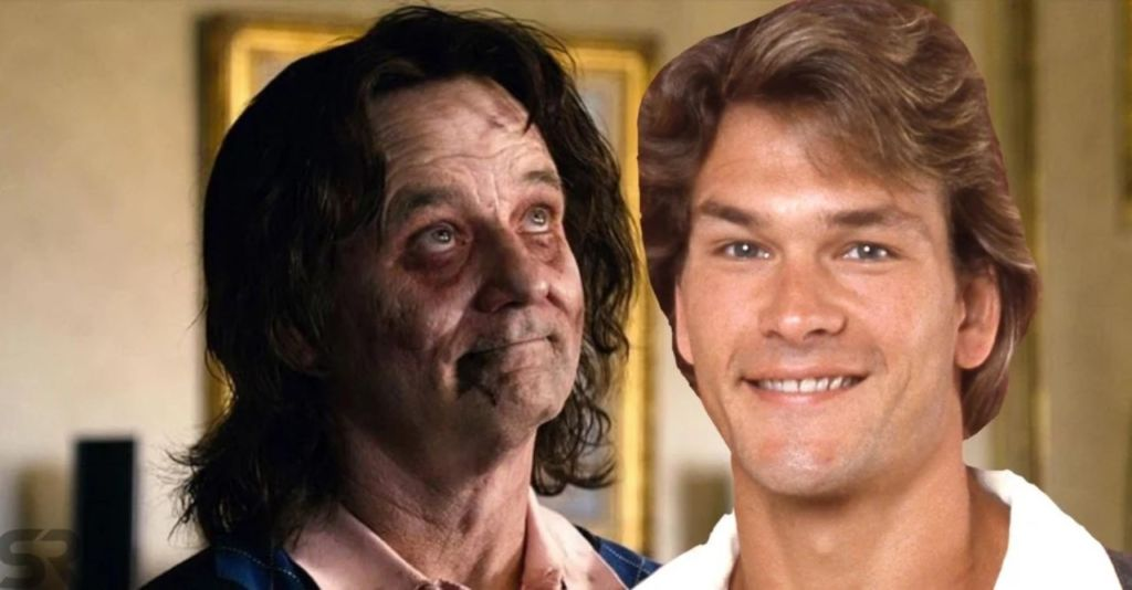 Zombieland Bill Murray Patrick Swayze