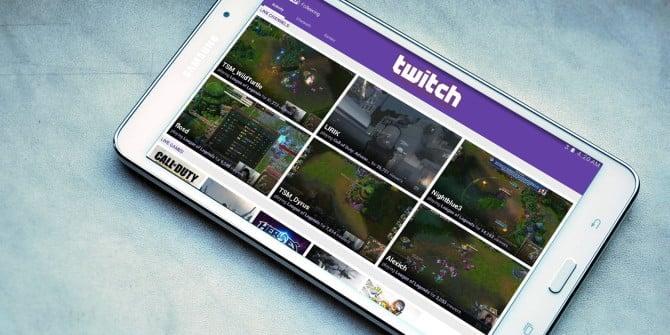 Aplikasi Twitch