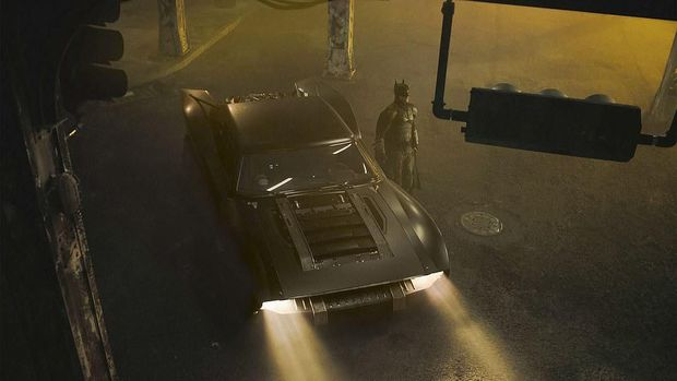 Batmobile The Batman