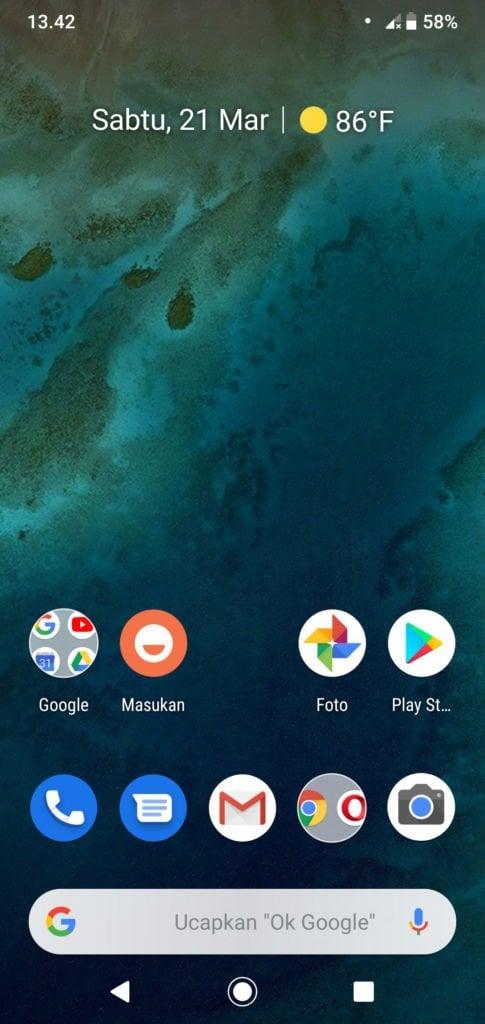 Buka Google Play