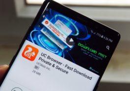 Cara Dapatkan Penyimpanan Gratis Di Uc Browser