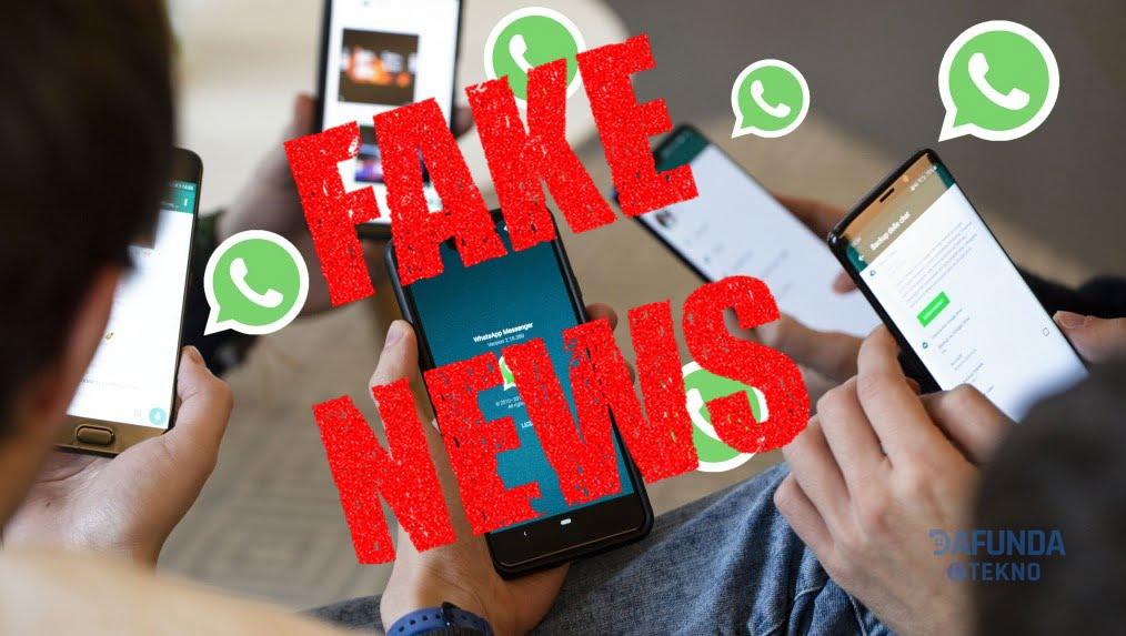 Cara Mencegah Berita Hoaks Virus Corona Di Whatsapp Dengan Mudah