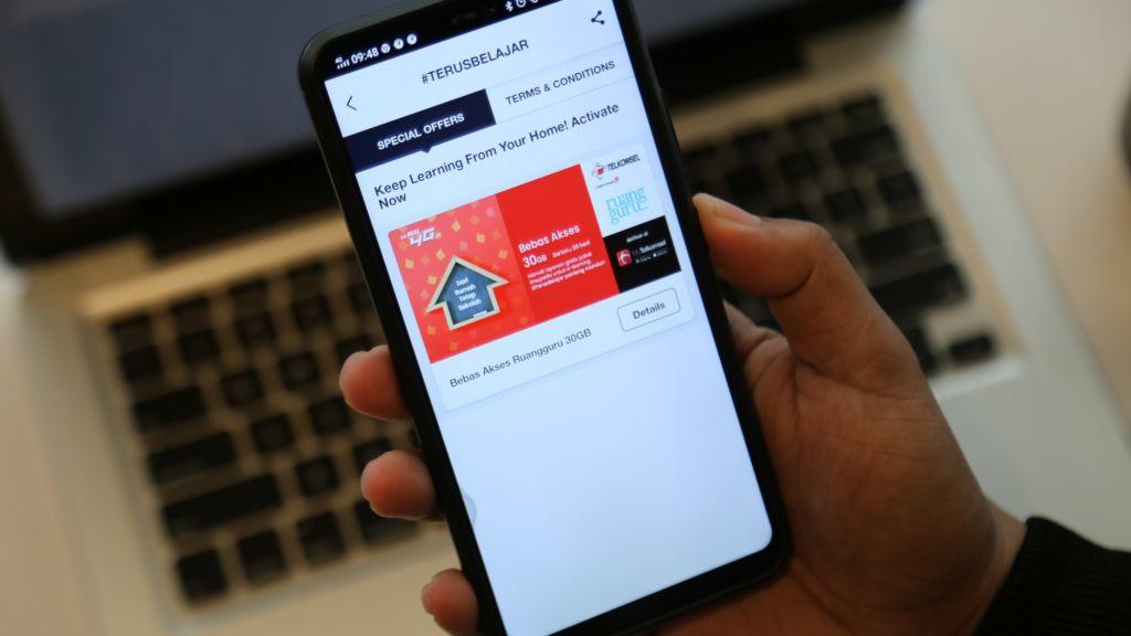 Cara Menggunakan Kouta 30 Gb Telkomsel Di Aplikasi Ruangguru
