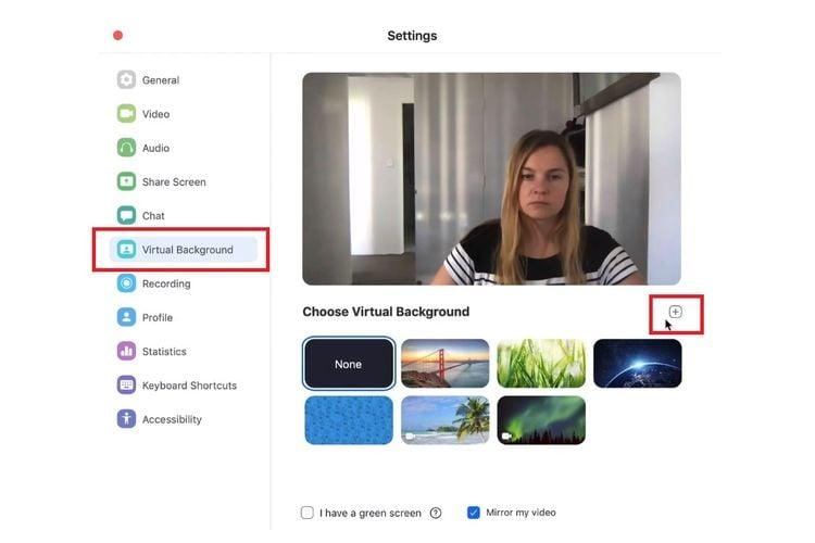 Cara Mengubah Background Di Aplikasi Zoom Cloud Meetings