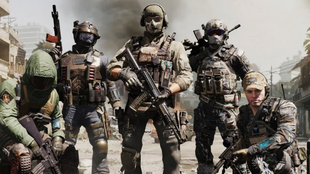 Cara Top Up Call Of Duty Cod Mobile Pulsa