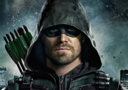 Green arrow Arrowverse