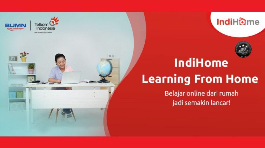 Daftar Paket Belajar Online Indihome