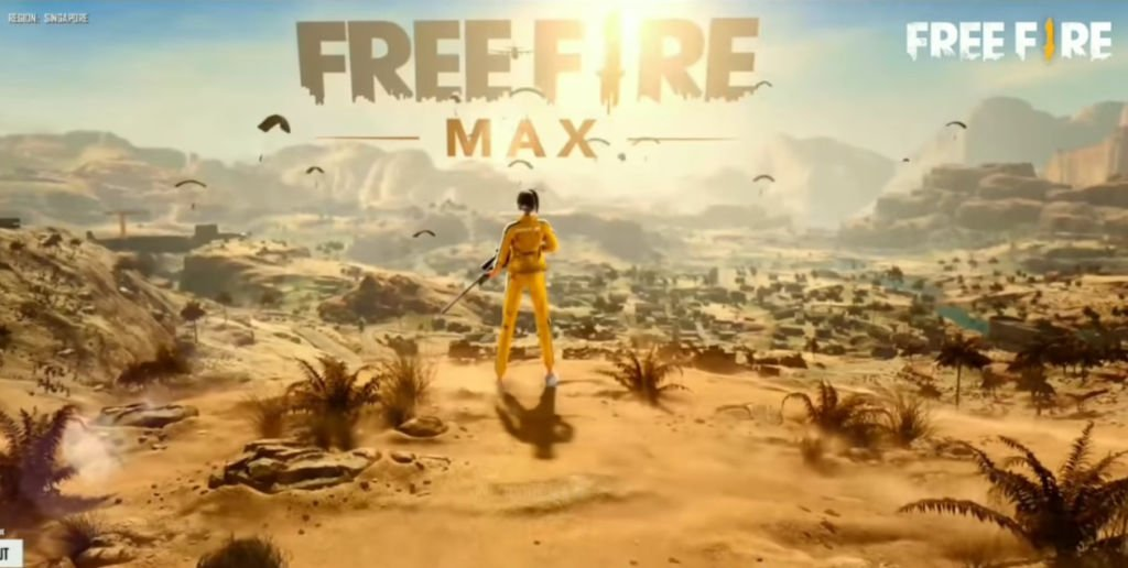 Download Dan Main Free Fire Max Tanpa Undangan