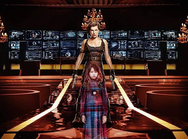 Ever Anderson Resident Evil