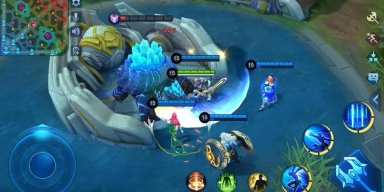 Game Offline Mirip Mobile Legends