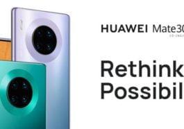 Huaweimate30p