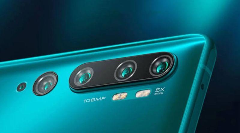 Kamera 108 Xiaomi Mi 10 Pro