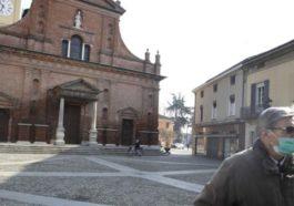 Kota Italia Setelah Diserang Virus Corona