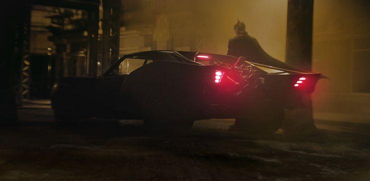 Matt Reeves Batmobile 2