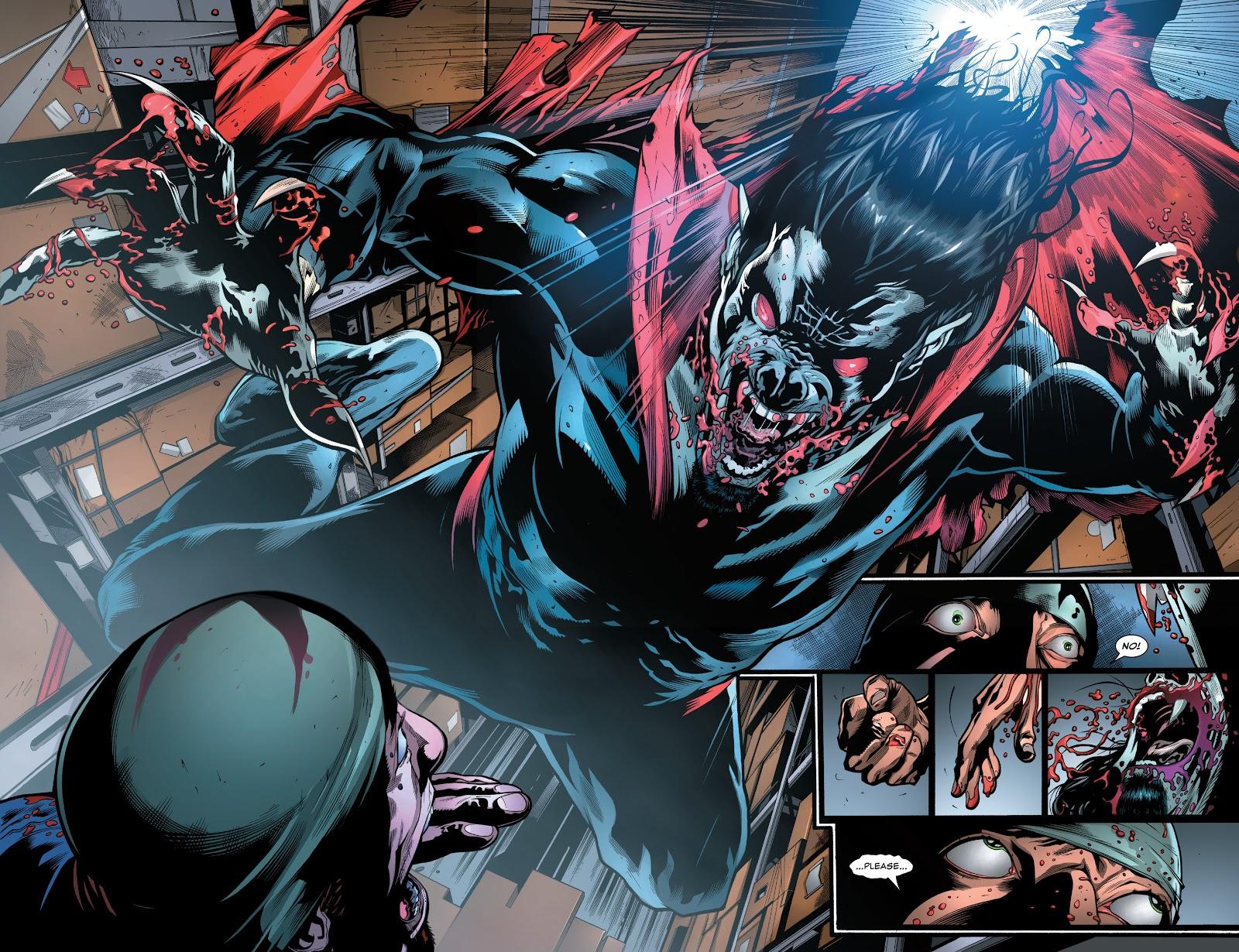 asal usul Morbius