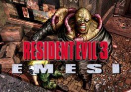Residnet Evil 3 Nemesis