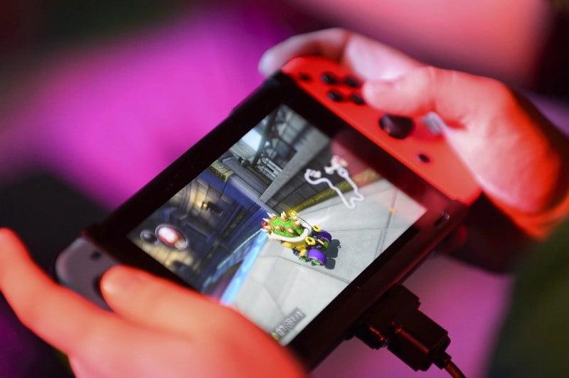 Nintendo Switch Games1