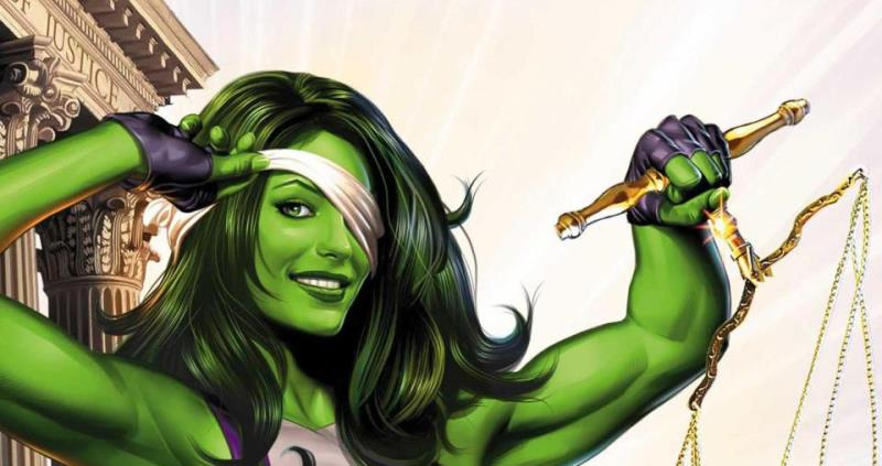She-Hulk drama pengadilan