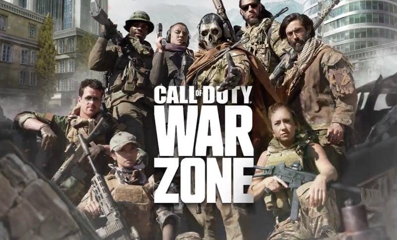 Spesifikasi Call Of Duty Warzone