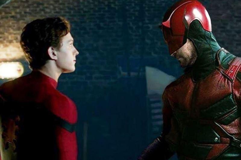 Spider Man 3 Daredevil