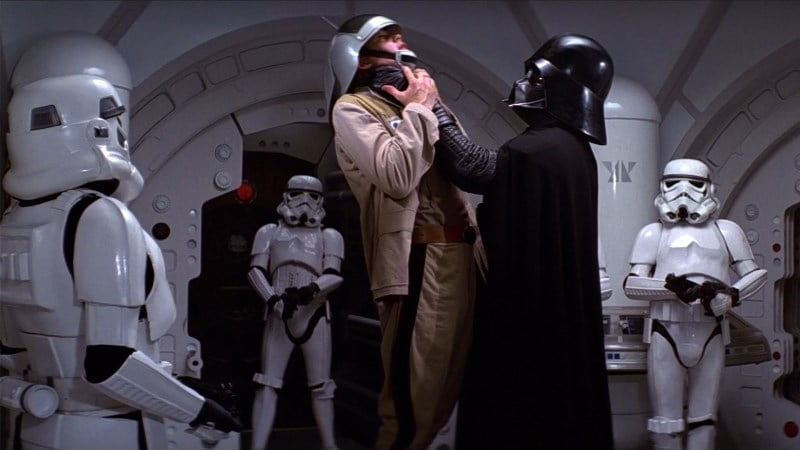 Star Wars Darth Vader Choke
