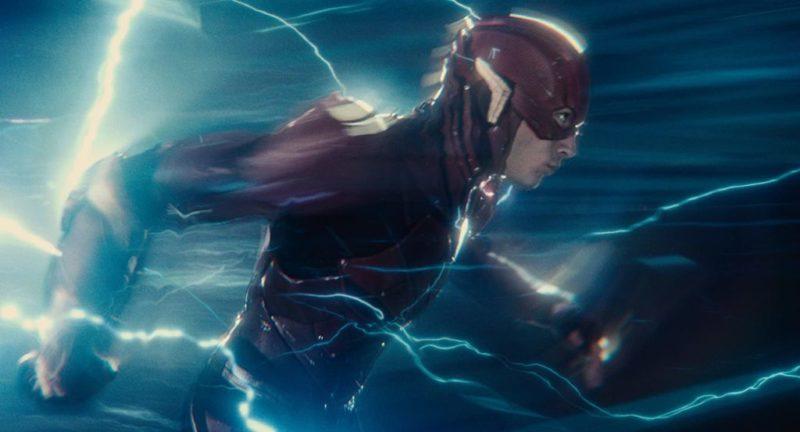 The Flash Produksi