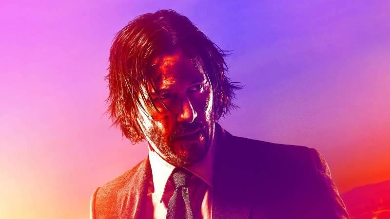 John Wick Keanu Reeves Video Game