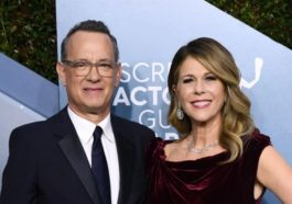 Tom Hanks & Rita Wilson karantina Corona