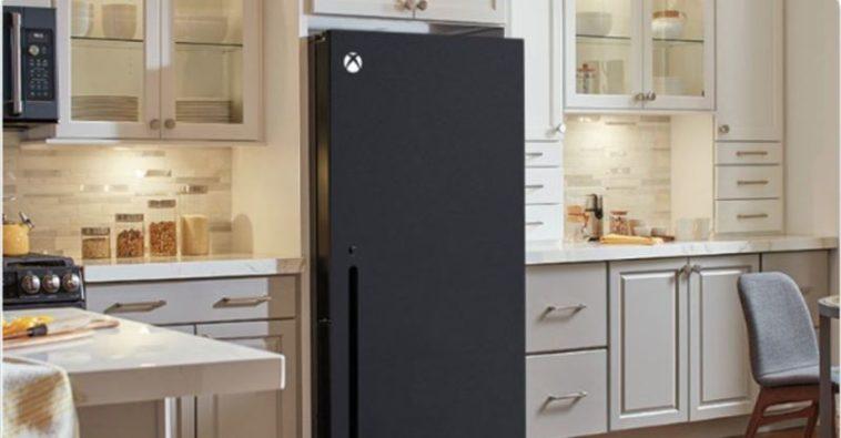 Xbox Series X kulkas
