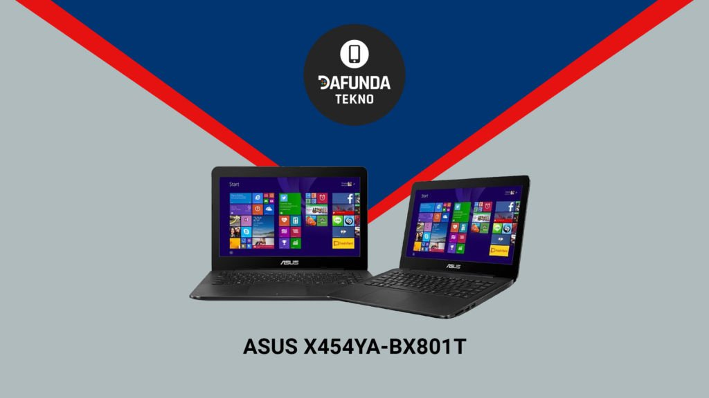 Asus X454ya Bx801t