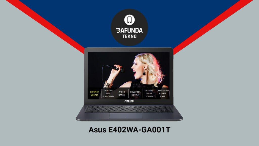 Laptop RAM 4 GB Harga dibawah 5 Jutaan Terbaik 2020 Asus E402wa Ga001t