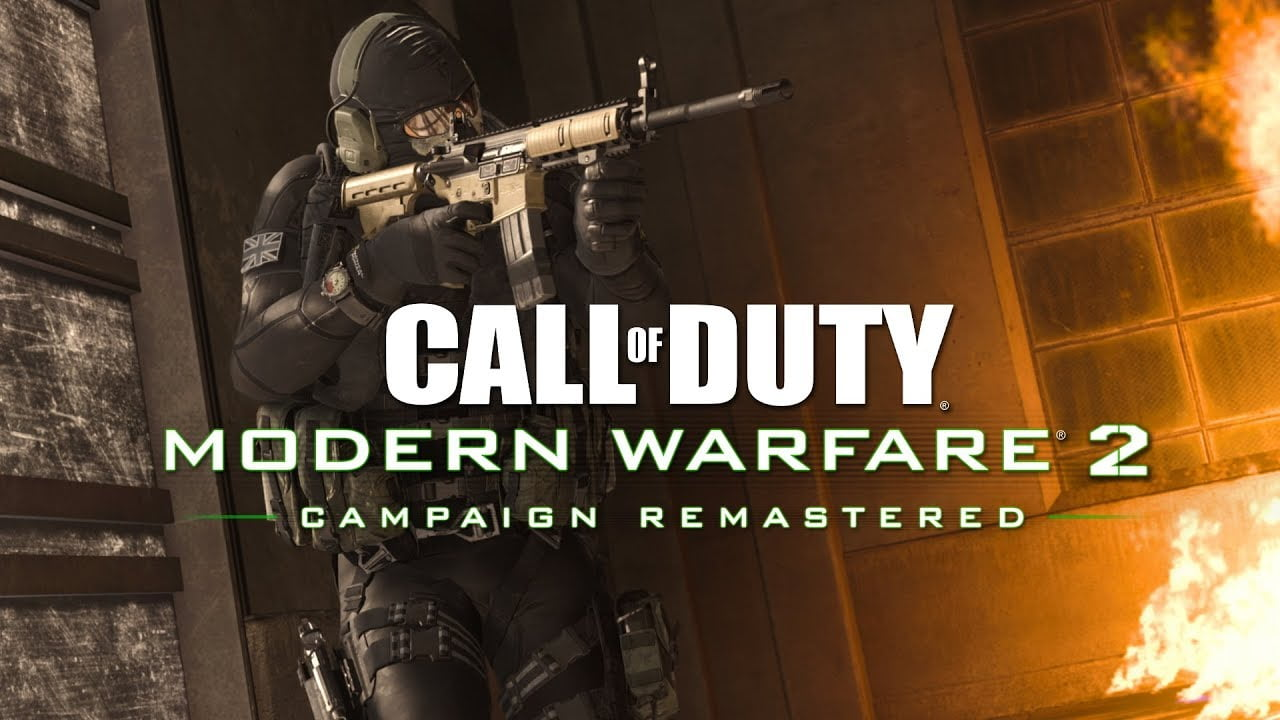 spesifikasi pc cod modern warfare 2 remastered